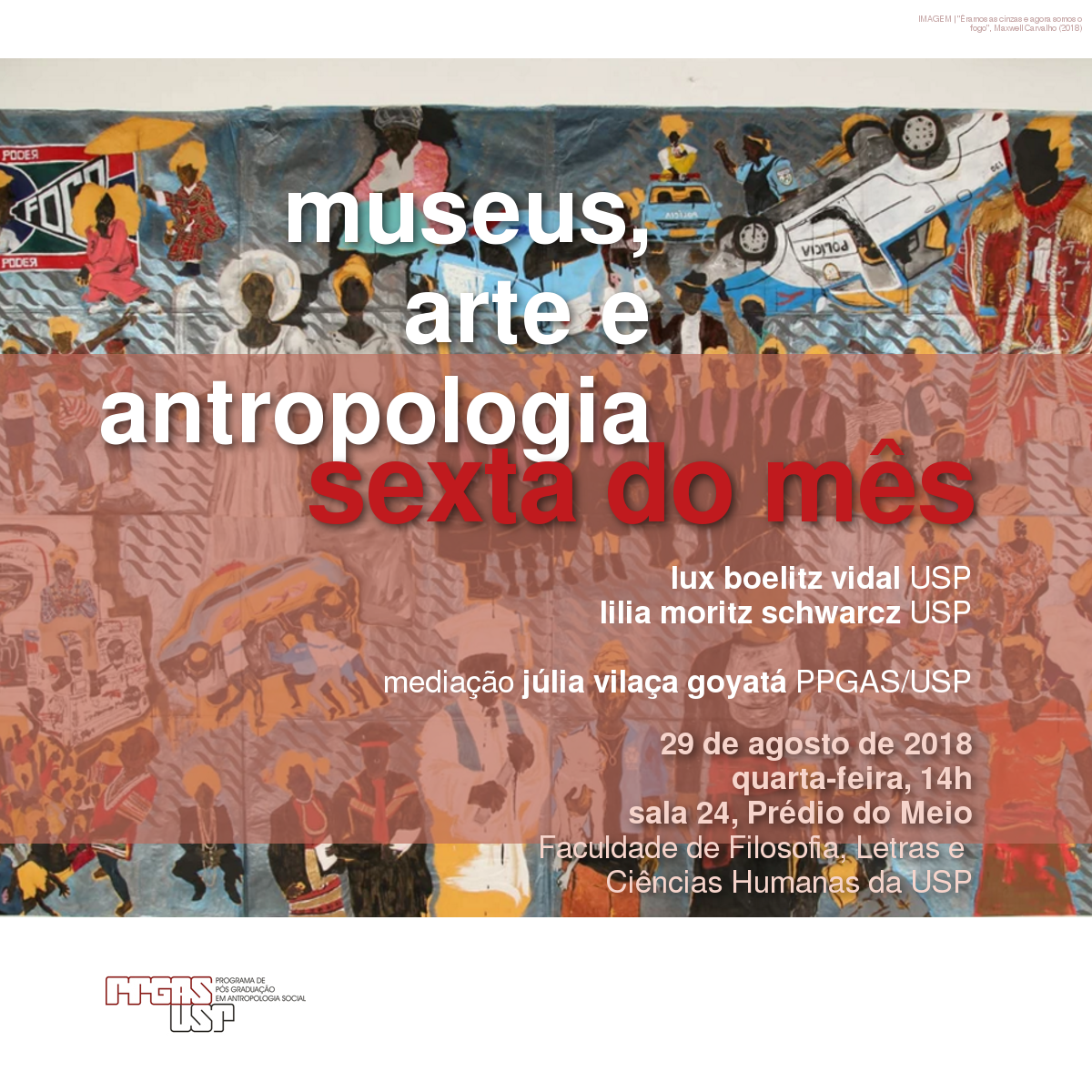 Museums, art and anthropology